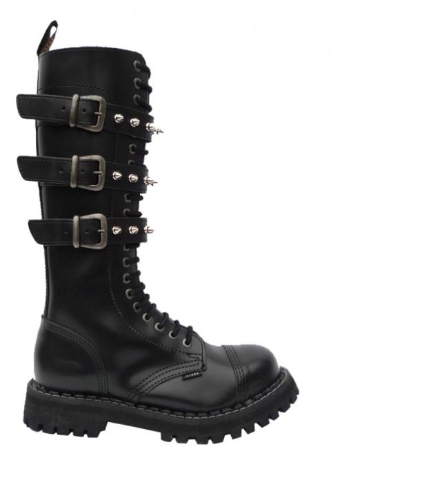 STEEL BOOTS 20 dírkové Steel Boots ROCK Hroty   STEEL ROCK   Eshop  Kozenyobchod.cz 29ec711af2